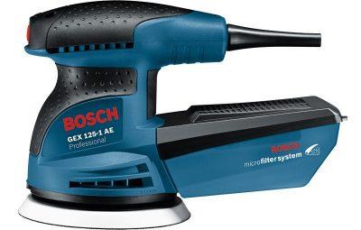 Lijadora excéntrica GEX 125-1 AE Bosch
