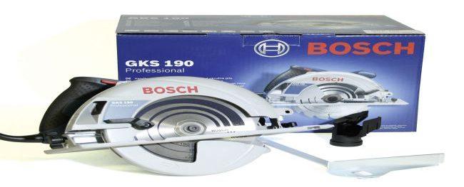 Sierra circular Bosch GKS 190 Precio