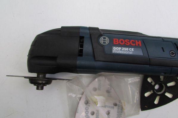Multicortadora GOP 250CE Bosch: Características