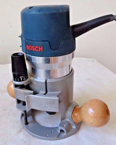 Router 1617EVS de Bosch regulador de profundidad
