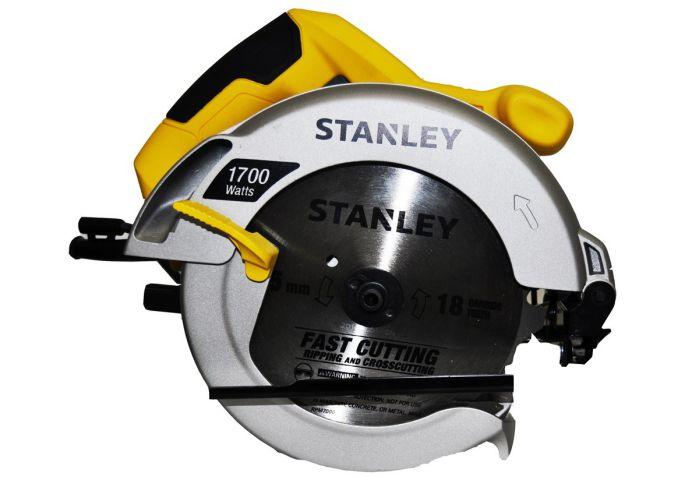 Sierra circular STSC1718 Stanley: 1700 W por un precio razonable