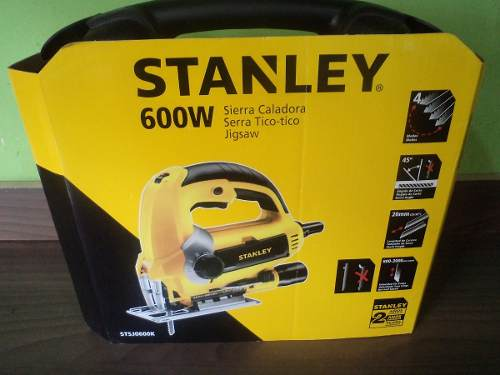 Sierra caladora STSJ0600K B3 Precio