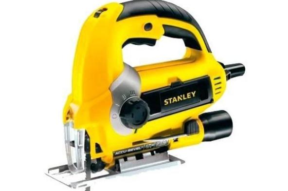 Sierra caladora STSJ0600K B3 Stanley: 600 W por un precio accesible