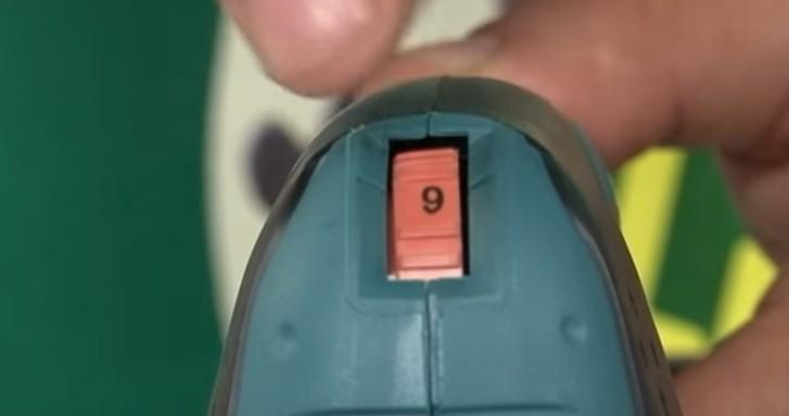 Sierra caladora 4327K MAKITA Control de velocidad