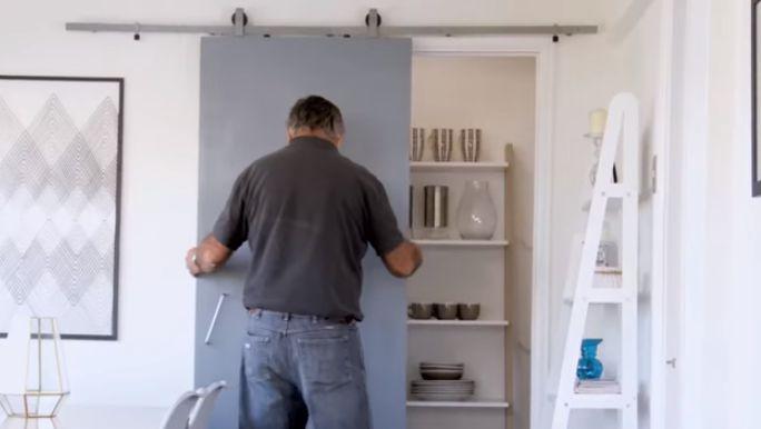 Como montar una puerta corrediza paso a paso - Como colocar una puerta corrediza ...