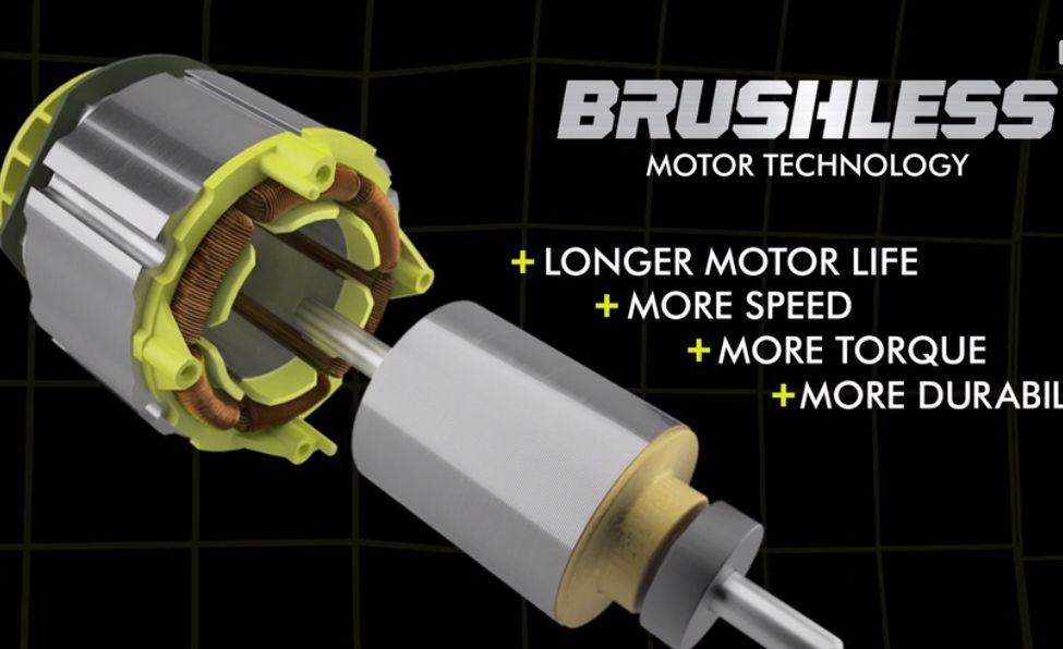 Ryobi P423 Motor Brushless