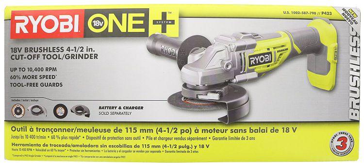 Ryobi P423 Precio
