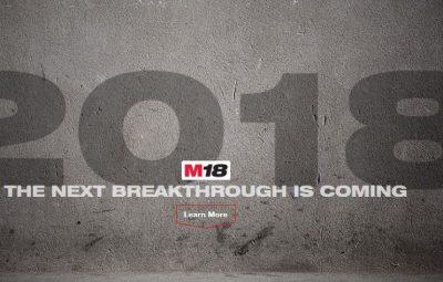 Milwaukee presentará pronto su nueva generación de herramientas M18