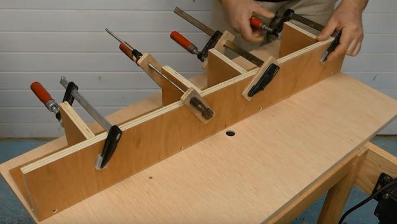 Tutorial c mo hacer una mesa fresadora casera router o for Mesa para fresadora