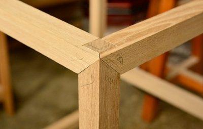 uniones en madera