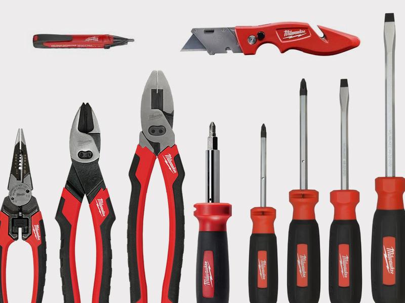 Milwaukee herramientas manuales
